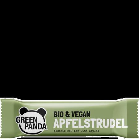 Green Panda Organic Raw Bar Jubel Apfelstrudel