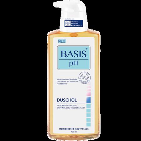 BASIS pH Duschöl