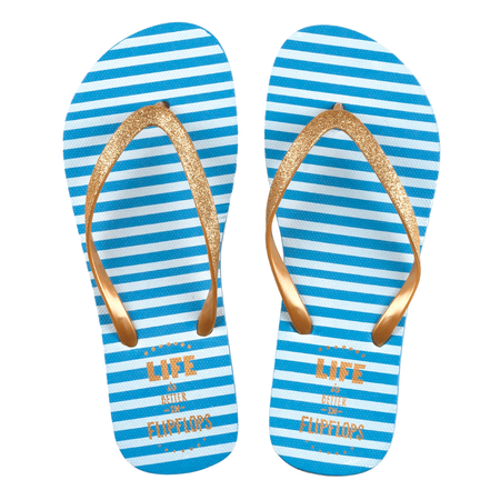 LOOK BY BIPA Flip Flop Marine
