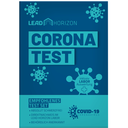 Lead Horizon Corona Selbsttest Set