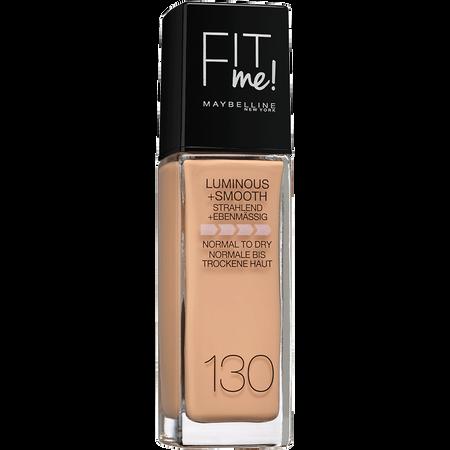 Bild: MAYBELLINE FIT me! Luminous+Smooth Liquid Make Up buff beige MAYBELLINE FIT me! Luminous+Smooth Liquid Make Up