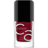 Bild: Catrice ICONails Gel Lacquer Nagellack get lost in red you love