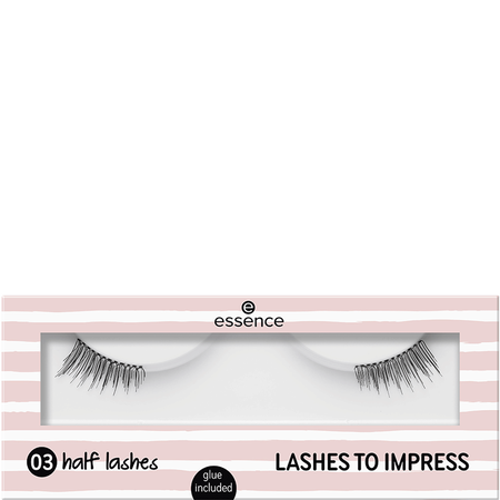 essence Lashes to Impress False Lashes