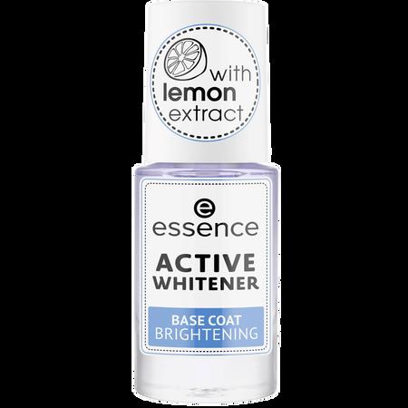 essence Active Whitener Base Coat Nagellack