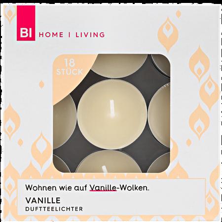 BI HOME Living Duftteelichter Vanille