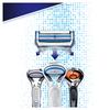 Bild: Gillette SkinGuard Sensitive Rasierklingen für   Männer, 8Stück