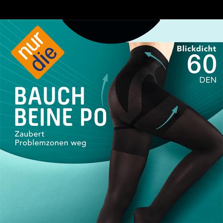 nur die Bauch-Beine-Po Strumpfhose 60 DEN
