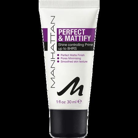 MANHATTAN Perfect & Mattify Shine Control Primer