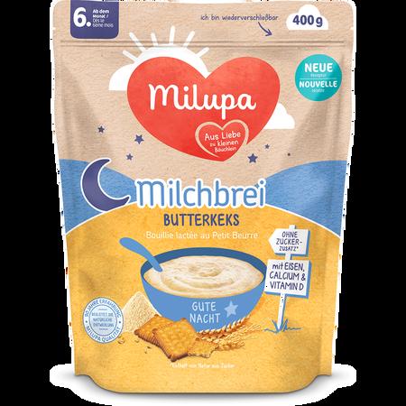 Milupa Milch-Getreidebrei Butterkeks
