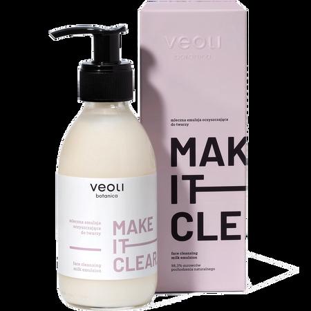 Veoli Botanica Make It Clear Gesichtsreinigungsmilch