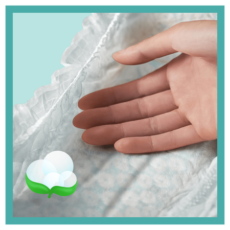 Pampers Baby-Dry Größe 4, 72 Windeln