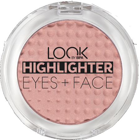 LOOK BY BIPA Highlighter Face + Eyes