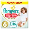 Bild: Pampers Premium Protection Pants, Gr.6,   15+kg, Monatsbox (1 x 116 Höschenwindeln)