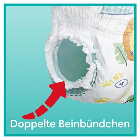 Pampers Premium Protection Pants, Gr.6,   15+kg, Monatsbox (1 x 116 Höschenwindeln)