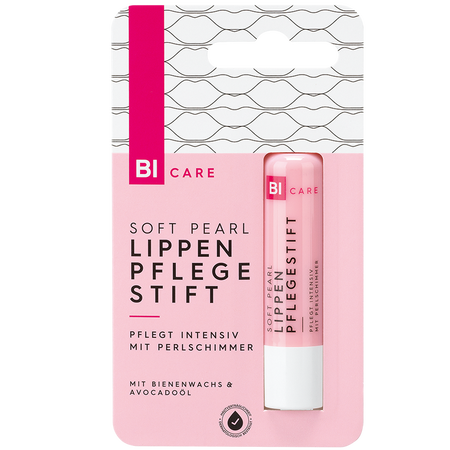 BI CARE Lippenpflegestift Soft Pearl