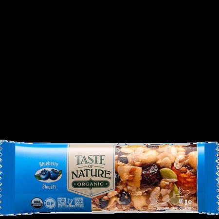 Taste of Nature Riegel Blueberry