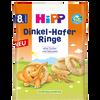 Bild: HiPP Dinkel-Hafer Knusperringe