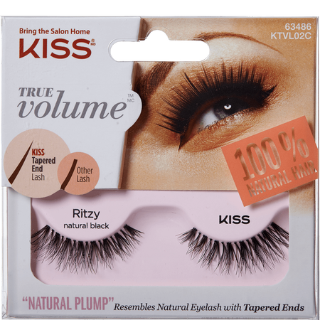 KISS True Volume Lashes Ritzy