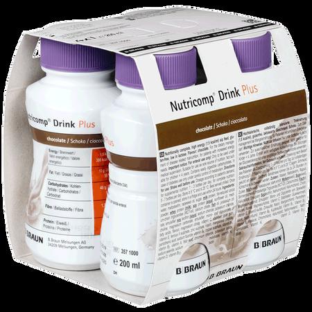 Nutricomp Plus Schokolade Drink