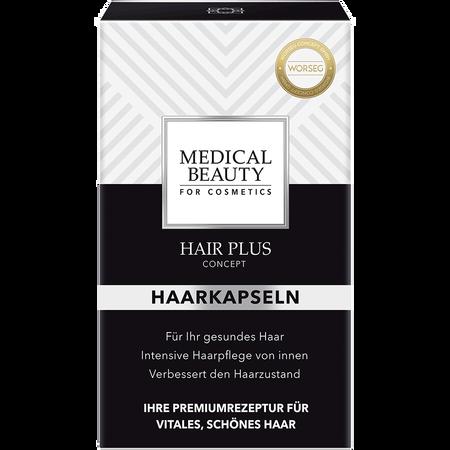 MEDICAL BEAUTY for Cosmetics Hair Plus Hair Plus Haarkapseln