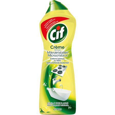 Cif Scheuermilch Crème Citrus