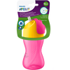 Bild: PHILIPS AVENT Strohhalmbecher 12 Monate+, 300ml, 12 Monate+, pink