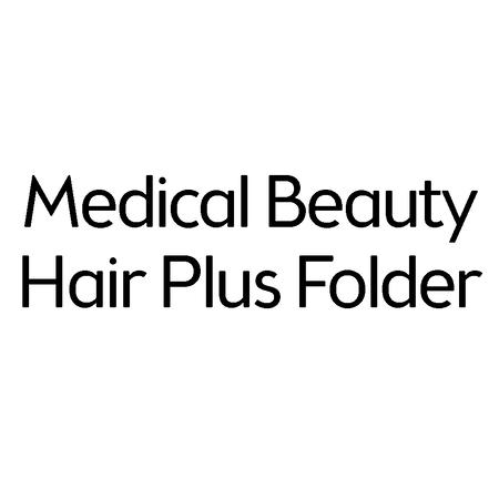 MEDICAL BEAUTY for Cosmetics Medical Beauty Folder