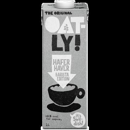 Oatly Hafer Barista Edition Drink