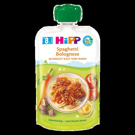 HiPP Quetsche Spaghetti Bolognese