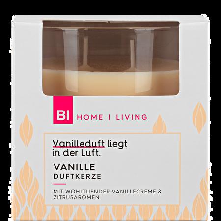BI HOME Living Duftkerze Groß Vanille