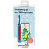 Bild: Playbrush Smart Sonic blau elektrische Kinderzahnbürste
