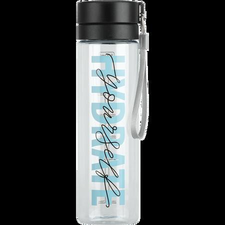 LOOK BY BIPA Trinkflasche Hydrate Blau Gross