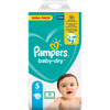 Bild: Pampers Baby-Dry Gr. 5 (11-16kg) Giga Pack