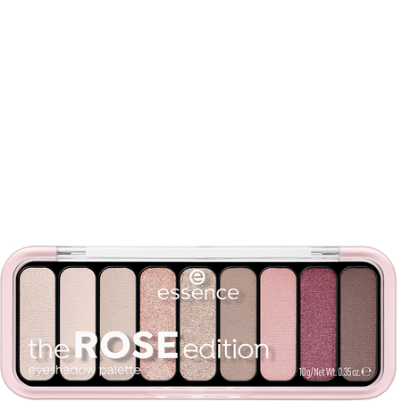essence Eyeshadow Palette The Rose Edition