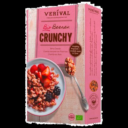 Verival Crunchy Müsli Beeren