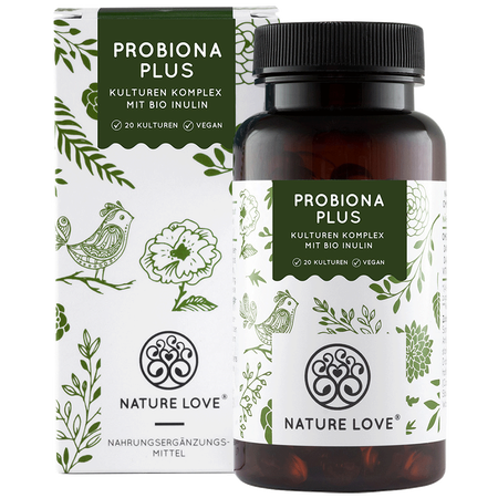 NATURE LOVE Probiona Plus Kulturen Komplex