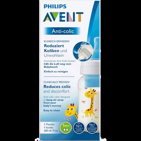 PHILIPS AVENT Anti-Colic Flasche Giraffe