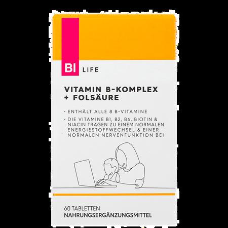 BI LIFE Vitamin B Komplex Depot