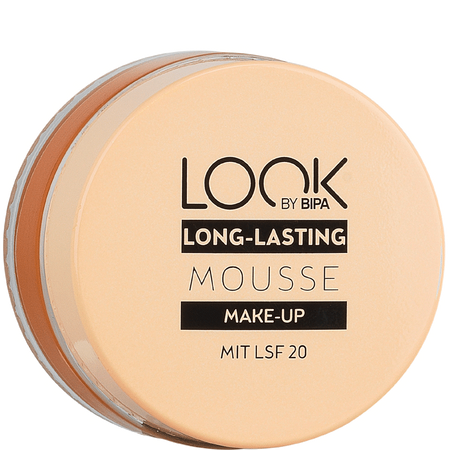 LOOK BY BIPA Long Lasting Mousse Make-Up