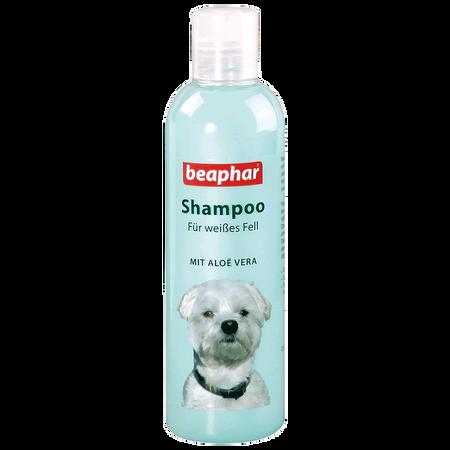 beaphar Shampoo für weißes Fell