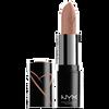 Bild: NYX Professional Make-up Shout Loud Satin Lipstick a la mode