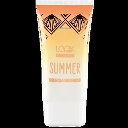 LOOK BY BIPA Glow Summer Bronzing Cream