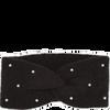 Bild: BI STYLED Stirnband Mit Perlen Schwarz