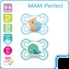 Bild: MAM Perfect Silikion Schnuller 0-6M