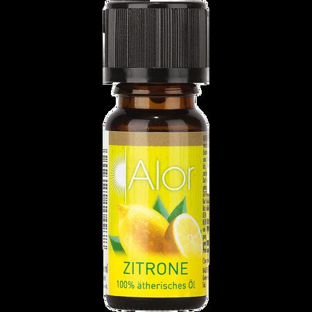 Alor Ätherisches Öl Zitrone