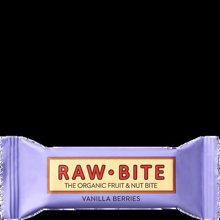 Raw Bite Vanilla Berries Riegel