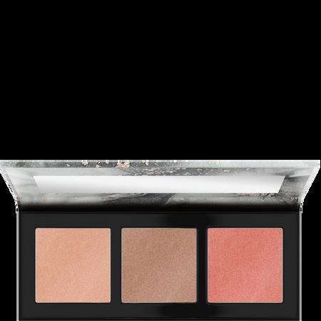 Catrice Luminice Highlight Blush & Bronze Palette