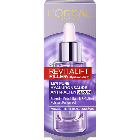 L'ORÉAL PARIS Revitalift Filler + Hyaluronsäure anti Falten Serum