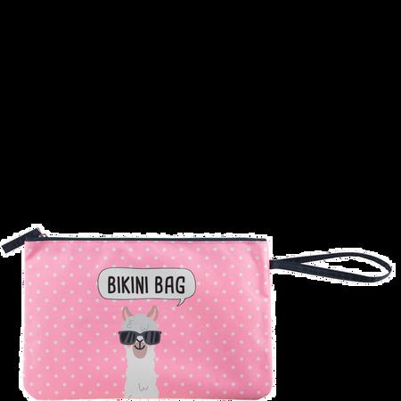 LOOK BY BIPA Bikini-Bag Lama Rosa