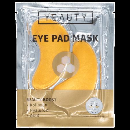 YEAUTY Beauty Boost Augenpads Maske